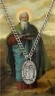Oval St. Matthew Medal and Prayer Card