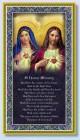 Safely Home Italian Prayer Plaque