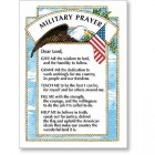 Military Prayer, Prayer Card - pack of 25