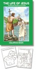 The Life of Jesus Children's Coloring Book - 12 Per Order