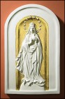 "Mary Queen of the Universe Wall Plaque - 10""H"