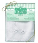For the Irish Bride Wedding Hankie
