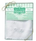 For the Irish Bride Wedding Hankie