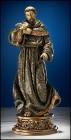 "St. Francis Statue - 9.25""H"
