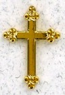 Trinity Cross Lapel Pin (12 per order)