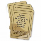 Purpose Prayer Cards - pack of 25