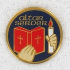 Altar Server Lapel Pin (12 pieces per order)