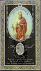 St. Paul Medal in Pewter with Bi-Fold Prayer Card