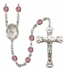 Women's St. Margaret of Cortona Birthstone Rosary