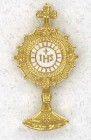 Monstrance Lapel Pin