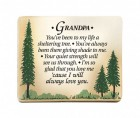 Grandpa Wall Plaque