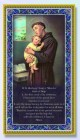 St. Anthony Italian Prayer Plaque