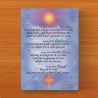 Today Prayer Card - pack of 25