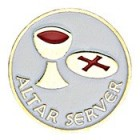 Altar Server Lapel Pin