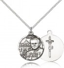 Women's Saint John Paul II with Vatican Medal