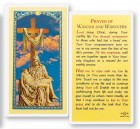 Prayer For Widows and Widowers Laminated Prayer Cards 25 Pack