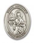 St. Matthew Visor Clip