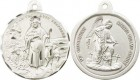 Good Shepherd Guardian Angel Medal