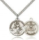 Army St. Joan of Arc Medal