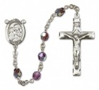 St. Joseph Rosary - 16 Colors Available