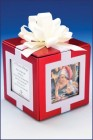 Baby's First Christmas Photo Keepsake Box
