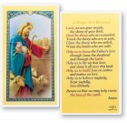 Prayer For Renewal Laminated Prayer Cards 25 Pack