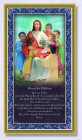 Prayer For Children Italian Prayer Plaque