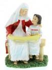 "St. Anne Statue 3.5"""