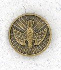 Round Holy Spirit Lapel Pin (12 pieces per order)