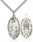 Men's Classic Oval Miraculous Medal