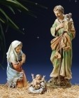 "Holy Family Nativity Set - 27.5""H"