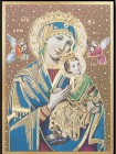 Our Lady of Perpetual Help Magnetic Frame 4 Per Pack
