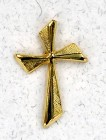 Cross Lapel Pin (12 pieces per order)