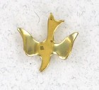 Modulated Dove Lapel Pin (12 pieces per order)