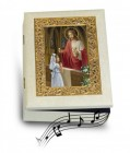 First Communion Musical Keepsake Box