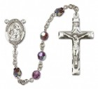 St. Gabriel the Archangel Rosary - 16 Colors Available