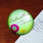 Godmother Paperweight