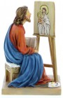 St. Luke the Evangelist Statue 3.5""
