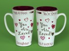 You are Loved Java Mug