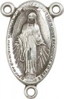 Petite Slimline Miraculous Rosary Centerpiece