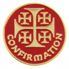 Confirmation Lapel Pin