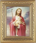 Jesus the Good Shepherd Framed Print