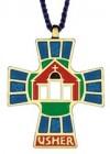 Usher Cross Pendant