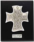 I Have Called You Cross Wall Plaque