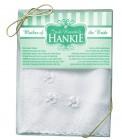 Irish Mother of the Bride Hankie