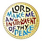 Lord Make Me an Instrument Lapel Pin
