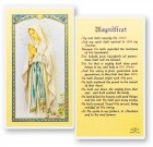 Our Lady of Lourdes Laminated Prayer Cards 25 Pack