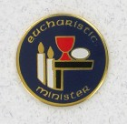 Eucharistic Minister Lapel Pin (12 pieces per order)