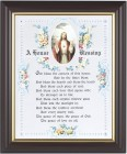 A House Blessing Prayer Framed Print