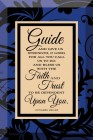Guide and Give Us Strength Glass Plaque